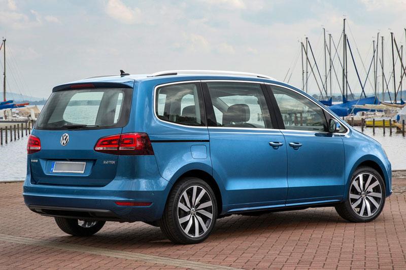 VW Sharan - das perfekte Familienauto
