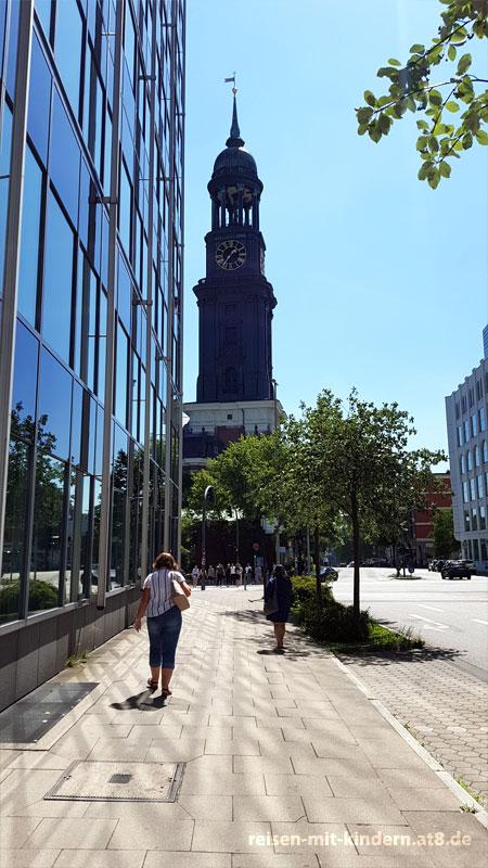 St. Michaeliskirche in Hamburg