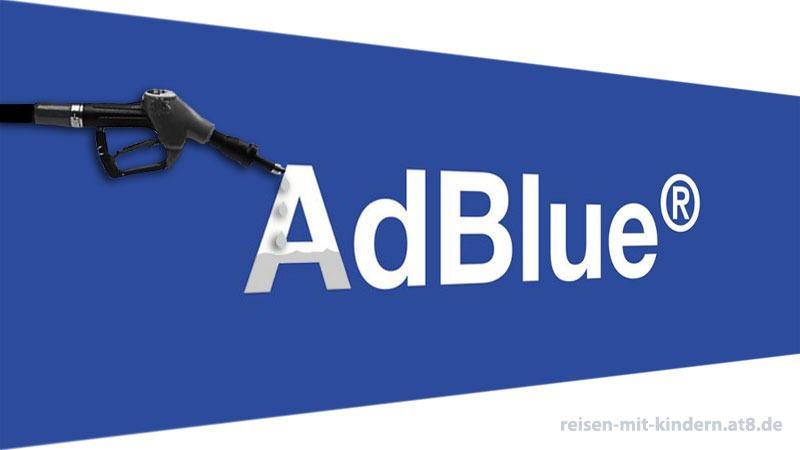 AdBlue - Nachfüllen bei Alhambra und Sharan